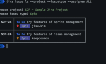 Jira Management im Terminal