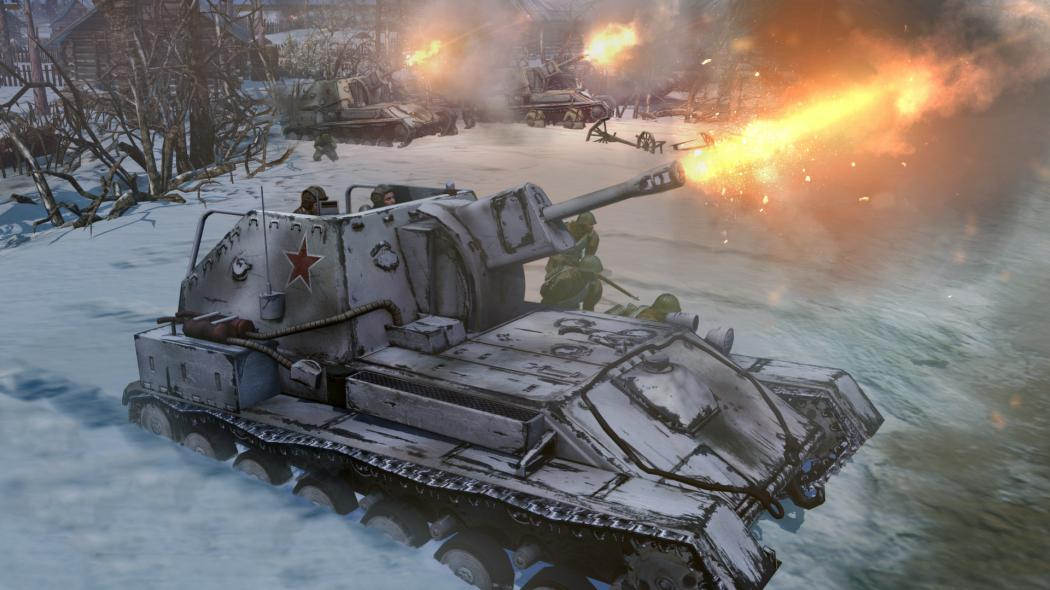 Company of Heroes 2 bei Steam bis Montag kostenlos