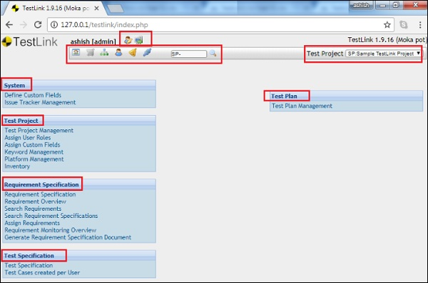 TESTFRAMEWORK TEMPLATE: Testmanagement Tools (Opensource) – Testlink