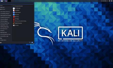 Kali Linux als Test Engineering Umgebung